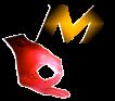 MUDRA QUICKIES - main MQ logo (295w x 260h)